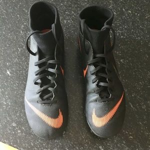Men Nike Mercurial Superfly 6 Soccer shoes size 8